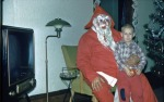 Creepy Santa Claus via petitpetitgamin