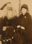 Creepy Vintage Saint Nicholas