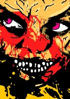Demons 2 Art by Sellergren Design