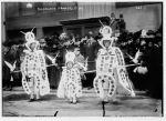 January 1 1909 annual Mummers Parade in Philadelphia, PA via BeforeIt'sNews