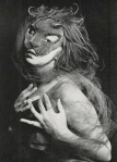 Masked art by Leonor Fini