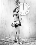 New Year's Vintage Pin-up via BlissTree