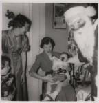 Scary Santa Claus Mask via petitpetitgamin
