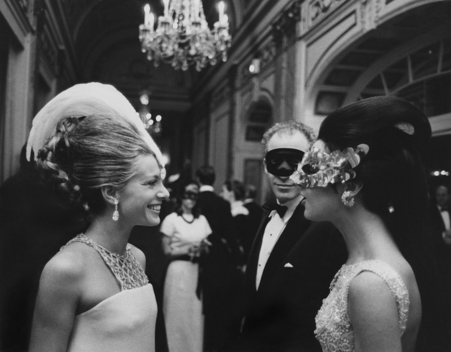Truman Capote's 1966 Black and White ball