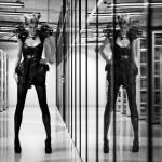 Anouk Wipprecht Spider Dress Photoshoot