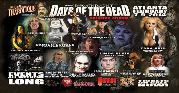 Days of the Dead Atlanta