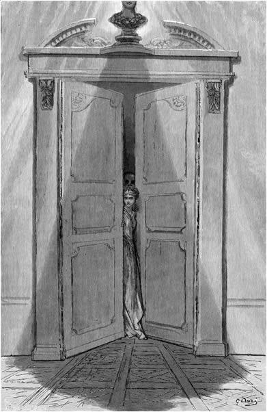 \u0027Gustave Dore The Raven Etched Illustration Chamber Door\u0027 & Gustave Dore The Raven Etched Illustration Chamber Door Pezcame.Com