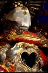 Jeweled Roman Skeleton Photographed by Dr. Paul Koudounaris