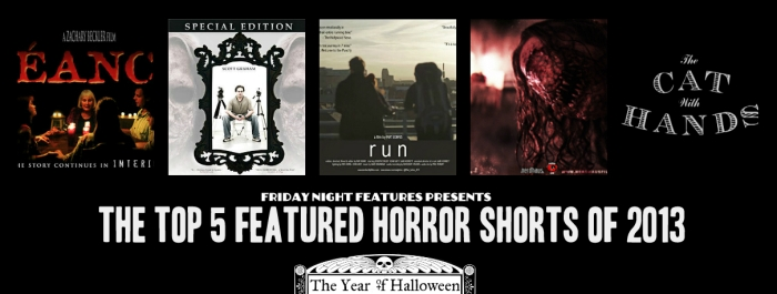 Top 5 Horror Shorts of 2013