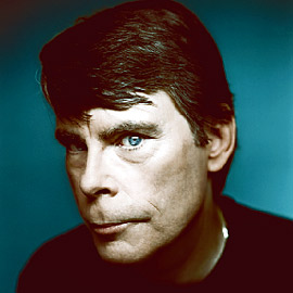Young Stephen King