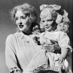 "Bette Davis in the role of Jane Hudson in ""What Ever Happened To Baby Jane? """