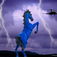 Blue Mustang: The Demon Horse of the Denver International Airport