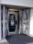 Entrance to Giger Bar in Chur, photographed by Adrian Michael, December 2007