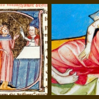 And Mine Lippes Blaken: 5 Medieval Medical Conditions That Made You Look Like a Zombie