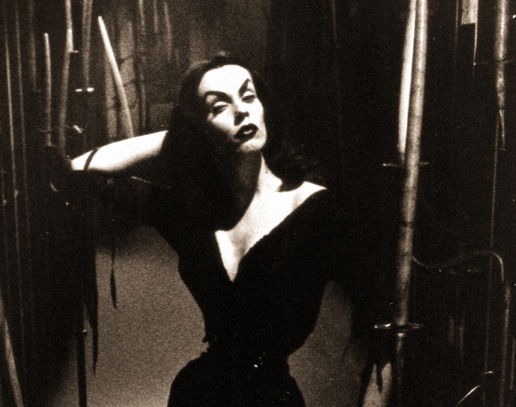Maila Nurmi Vampira