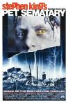 Poster for Pet Sematary Directed by Mary Lambert
