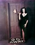 Vampira at Home - Go Away!