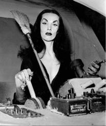 Vampira Photo via EyeofFaith