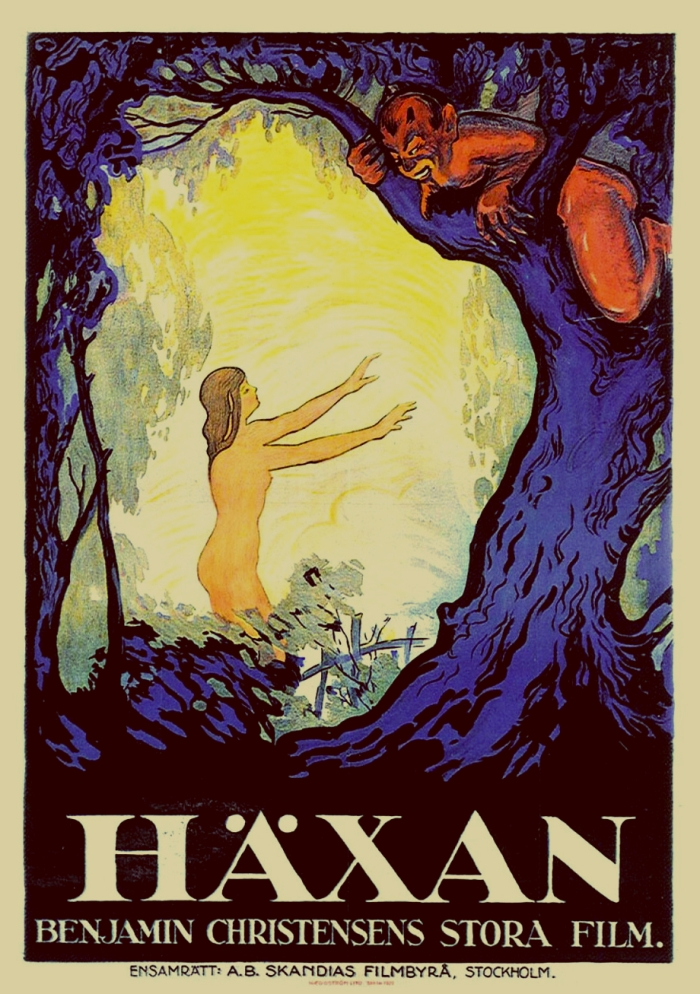 Häxan (Witchcraft Through The Ages) 1922