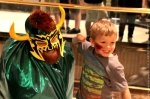 Luchador Cosplay at MMP 2014 TYOH SG