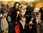 Charles Alexander and Tiffany Alexander as Siths at MMP 2014 TYOH SG