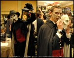 Phantom of the Opera Cosplay by Victor Goldberg at MMP 2014 TYOH SG
