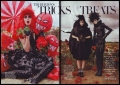 Tim Burton's Tricks and Treats Harper's Bazaar