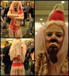 Zombie Genie Cosplay at MMP 2014 TYOH SG