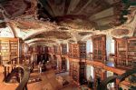 Abbey Library of St. Gall, St. Gallen, Switzerland