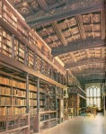 Bodleian Library, Oxford University, England, via Bodley's Blog