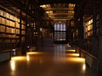 Books at the Bodleian Library, Oxford