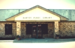 Haunted Harvey Public Library