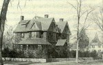 Historical Photo of Deep River Library Building via Deep River Library