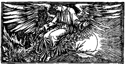Howard Pyle Illustration from Otto of the Silver Hand