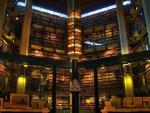 Library of Rare Books in the Thomas Fiera University of Toronto, Canada, photographed by Fadi J via ILTWMT