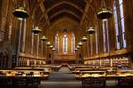Library of the University of Washington, Seattle, Washington. Photographed by Sam, via ILTWMT