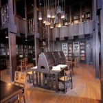 Rennie Mackintosh Library, Glasgow School of Art, Scotland
