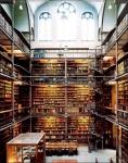 Rijkmuseum Library, Amsterdam, Netherlands