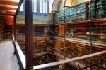 Rijksmuseum Research Library,  Amsterdam, photographed by Roland via FlightNetwork