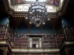 The Royal Portuguese Reading Room, Brazil Photographed by Sebastian R via Mental Floss