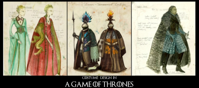 The Year of Halloween - Costume Design in Game of Thrones