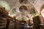 Theological Library, Strahovský klášter (Strahov Monastery) in Prague, Czech Republic, Y.Shishido