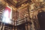 University of Coimbra General Library in Coimbra, Portugal via Buzzfeed