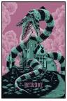 Ken Taylor Mondo Beetlejuice Poster