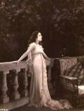 Lupita Tovar - Dracula (Spanish 1931) via Universal Monsters Tribute