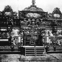 It Is the Hour of Departure: Turn-of-the-Century Ghost Rides