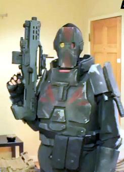 IndyMogul DIY Foam Armor