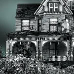 Lego Victorian Mansion by Mike Doyle