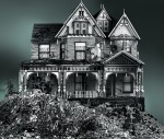 Mike Doyle Spooky Victorian on Mudheap