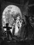 18th-century phantasmagoria via Wikipedia